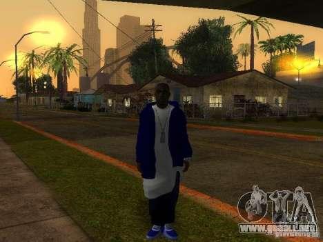 Crips para GTA San Andreas tercera pantalla