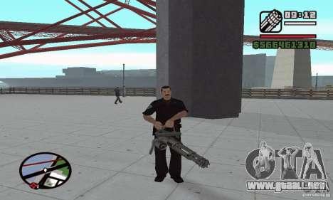 Reencarnación en un habitante de la ciudad para GTA San Andreas tercera pantalla