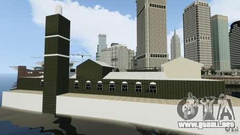 Grand Mosque of Diyarbakir para GTA 4 octavo de pantalla