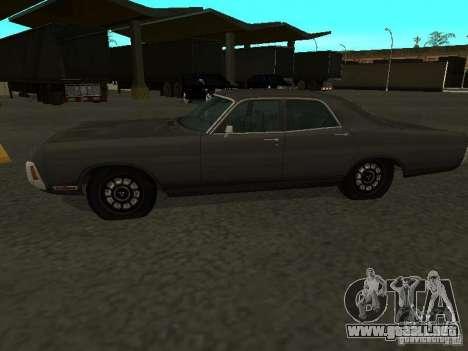 Dodge Polara 1971 para la visión correcta GTA San Andreas