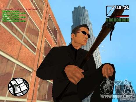 Gun Pack by MrWexler666 para GTA San Andreas séptima pantalla