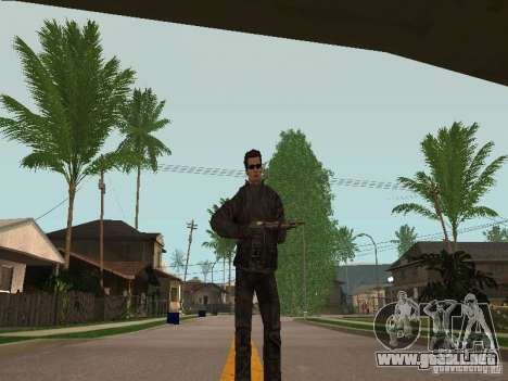Terminator para GTA San Andreas