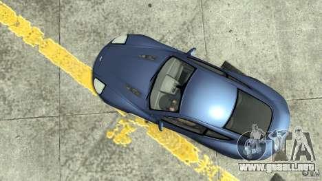 Aston Martin Vanquish S para GTA 4 visión correcta
