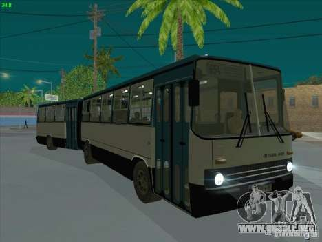 IKARUS 280.03 para GTA San Andreas left