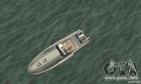 Tschilpjes Jetmax para la visión correcta GTA San Andreas