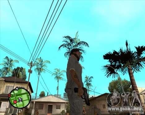Crosman 31 para GTA San Andreas segunda pantalla