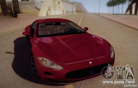 CreatorCreatureSpores Graphics Enhancement para GTA San Andreas tercera pantalla