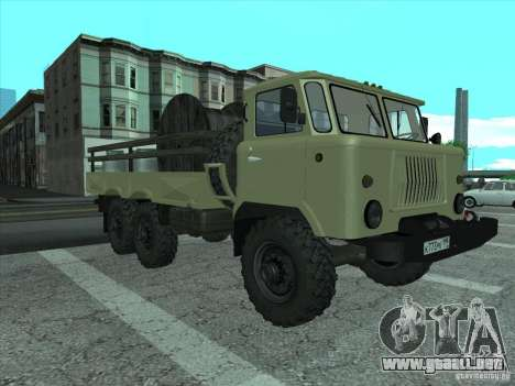 GAS 34 para GTA San Andreas left