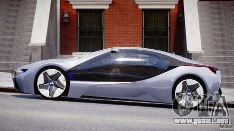 BMW Vision Efficient Dynamics v1.1 para GTA 4 left