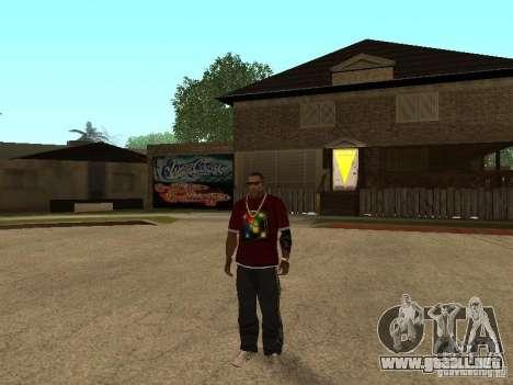 Mike Windows para GTA San Andreas segunda pantalla