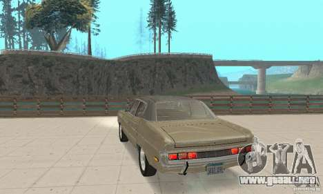 AMC Matador 1971 para GTA San Andreas left