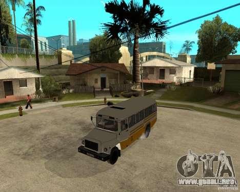 Pequeño KAVZ-39765 para GTA San Andreas left