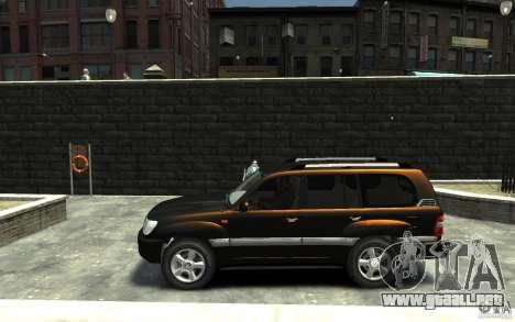 LEXUS LX 470 para GTA 4 left