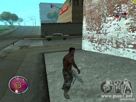 Nueva zona GANGSTER para GTA San Andreas sexta pantalla