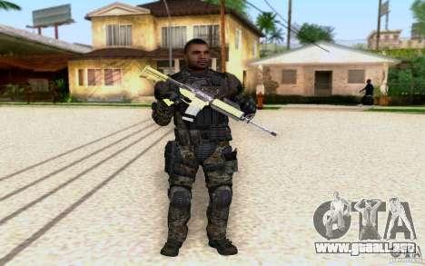 Salazar, de bacalao: BO2 para GTA San Andreas