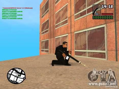 Gun Pack by MrWexler666 para GTA San Andreas twelth pantalla