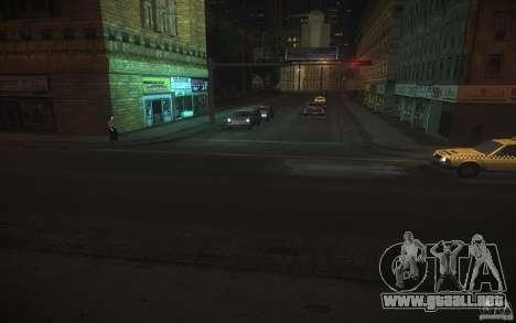 HD Road v 2.0 Final para GTA San Andreas segunda pantalla