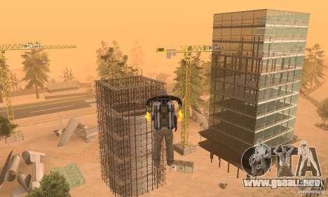 New CJs Airport para GTA San Andreas