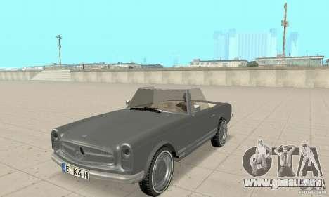 Mercedes-Benz 280SL (Matt) para GTA San Andreas