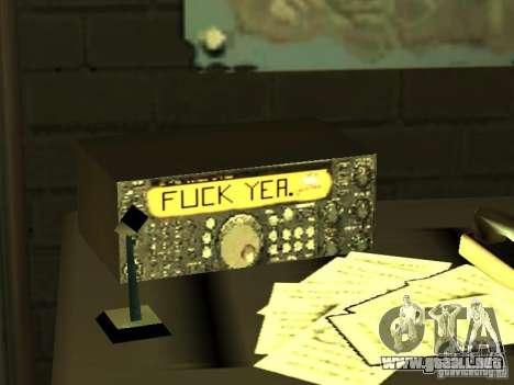 MIERDA de bar Sí para GTA San Andreas séptima pantalla