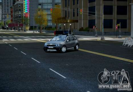 HD Roads para GTA 4 quinta pantalla