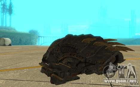 Nave Predator desde el juego Aliens vs Predator  para la visión correcta GTA San Andreas