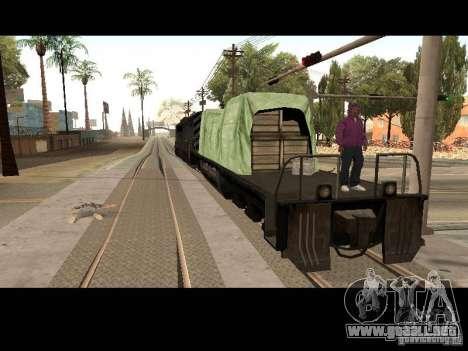 Campana para GTA San Andreas séptima pantalla