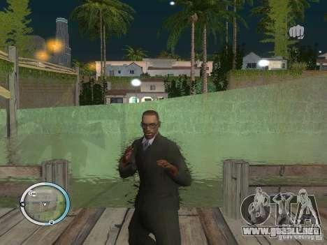 NEW GTA IV HUD 3 para GTA San Andreas tercera pantalla
