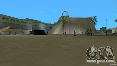Stunt Dock V2.0 para GTA Vice City quinta pantalla