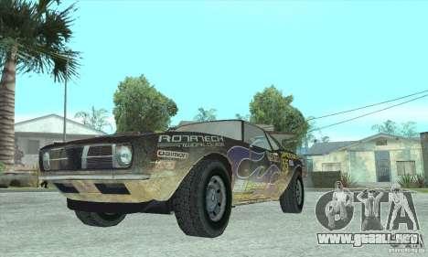 Speedevil de FlatOut para la visión correcta GTA San Andreas
