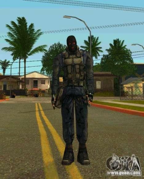 Pieles de S.T.A.L.K.E.R. para GTA San Andreas undécima de pantalla