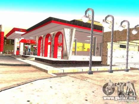 Mezquita y animación oración para GTA San Andreas tercera pantalla