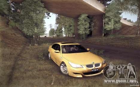 Beautiful ENBSeries para GTA San Andreas quinta pantalla