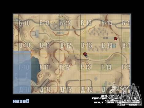 Snow MOD 2012-2013 para GTA San Andreas twelth pantalla