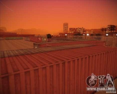 Portland para GTA San Andreas sexta pantalla