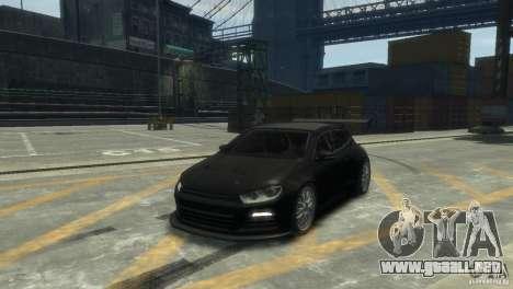 Volkswagen Scirocco GT-24 para GTA 4