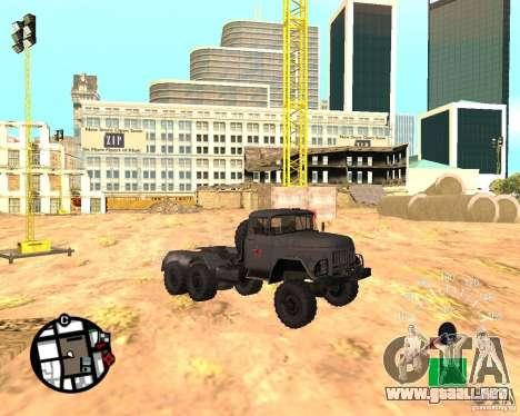 ZIL 131 en para GTA San Andreas