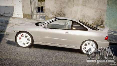 Acura Integra Type-R para GTA 4 left