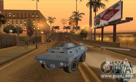 Enb Series HD v2 para GTA San Andreas twelth pantalla