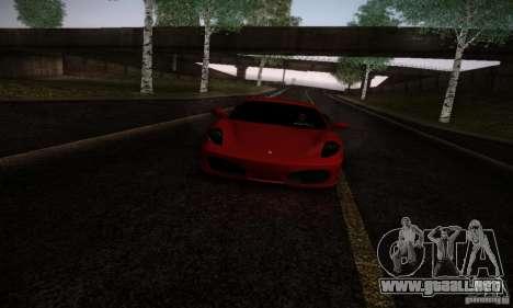Ferrari F430 v2.0 para GTA San Andreas left