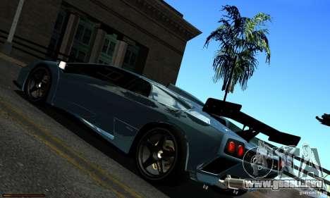 ENBSeries RCM para el PC débil para GTA San Andreas octavo de pantalla