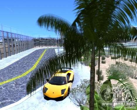 ENBSeries by LeRxaR v1.5 para GTA San Andreas segunda pantalla