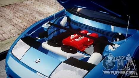 Nissan 300 ZX 1994 v1.0 para GTA 4 vista lateral