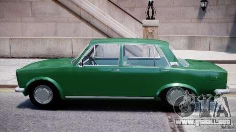 Fiat 125p Polski 1970 para GTA 4 Vista posterior izquierda