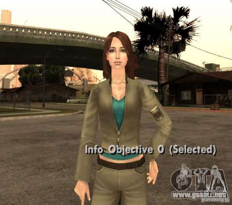 Nuevo hfyst para GTA San Andreas