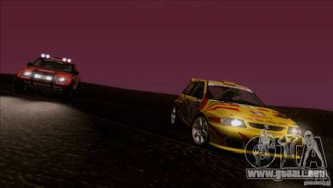 Seat Ibiza Rally para GTA San Andreas