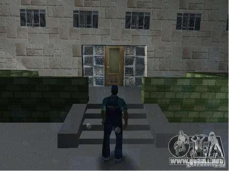Nuevos patrones de la estación de policía para GTA Vice City segunda pantalla