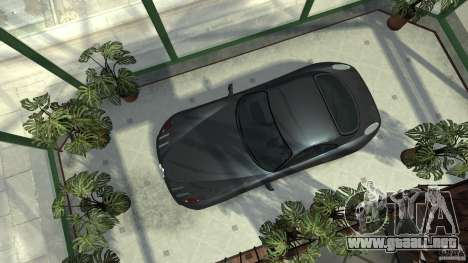 Alfa Romeo Nuvola para GTA 4 visión correcta