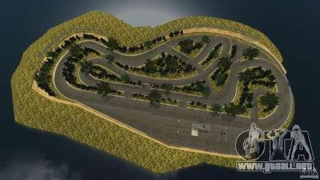 Bihoku Drift Track v1.0 para GTA 4