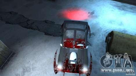 Apocalyptic Mustang Concept (Beta) para GTA 4 left